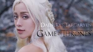game of thrones daenerys targaryen look youtube