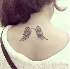 small wings i this tattoos