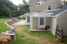 shed roof porch exterior renovation u2013 king of prussia rd addition