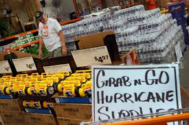 storm weary new yorkers stock up as joaquin threatens coast