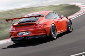 porsche carrera back report porsche 911 goes back to basics with u201cpure u201d gt model