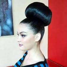 pics of black pretty big hair buns with added hair pin by zsófia pink on beautiful hair and make up pinterest big