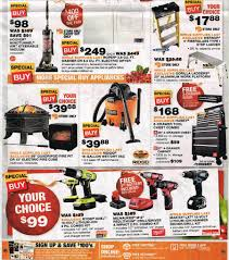 why no home depot black friday ad image gallery home depot ad