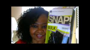 snap hair bohemian crochet braids sensationnel snap bulk 24