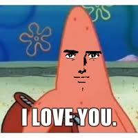 Spongebob Memes Patrick - patrick yaranaika face spongebob squarepants know your meme