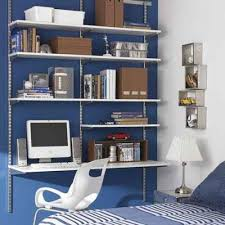 Best Deskshelf Space For Corner Of Living Room Images On - Bedroom shelf designs