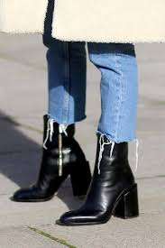 s boots with lately loving high waisted paired with black boots