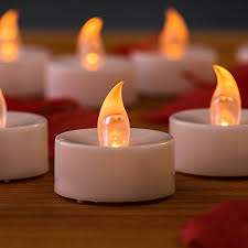 fake tea light candles led votive candles 24 mars battery operated led tea light candles 1