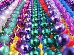 mardi gras beaded necklaces mardi gras mardi gras masks