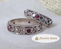 Italian Wedding Rings by Couples Wedding Ring Etsy