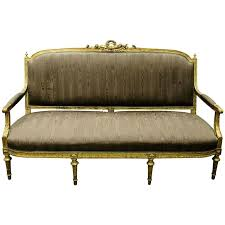 canap louis style de canape louis xvi style canap at 1stdibs for canape style