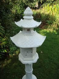 white lantern ornament garden lighting s s shop