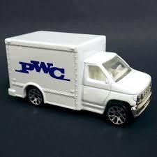 electric company truck matchbox car ford box truck pwc electric company limited run