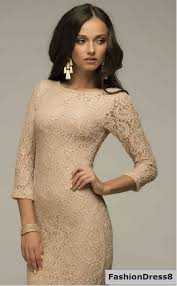 beige dresses for wedding beige dress evening lace dress fitted dress formal gift for