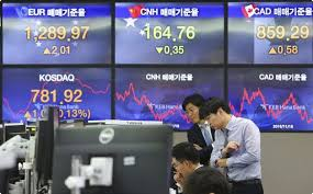 asian shares lower china in focus after big selloff reading