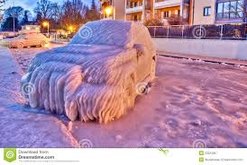 frozen cars editorial photography image 23224242