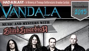 Bands Like Blind Guardian Interview U2013 Music U0026 Mystery With Blind Guardian Vandala Magazine