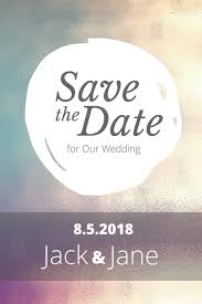 save the date in save the date postcard templates exles lucidpress