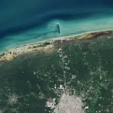 Progreso Mexico Map by Progreso U0027s Prolonged Pier Image Of The Day