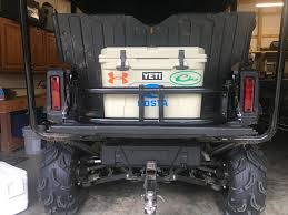 Bed Extender F150 P1000 Repurposed Truck Bed Extender For Pioneer The Honda Side