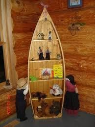 Canoe Bookcase Pdf Row Boat Bookshelf Plans Do It Yourself Boat Ramp Plans