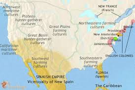 map usa for map of the usa at 1648ad timemaps