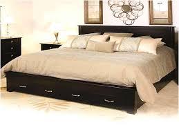 King Size Bed Frame Storage King Size Bed Frame With Storage Size Storage Bed