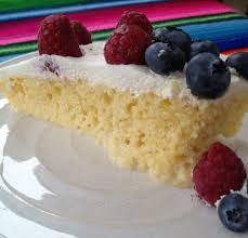 tres leches cake or four bolivian cookbook
