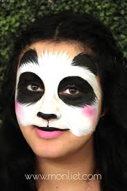 wix com panda makeup face and panda