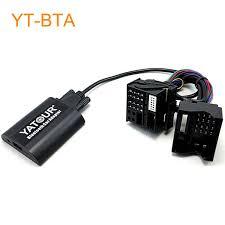 bmw bluetooth car kit yatour bta car bluetooth adapter kit for factory unit radio