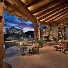 Best Log Cabin Dreams Images On Pinterest Log Cabins Home - Log home interior designs