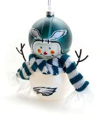add some flyeaglesfly to your holidays eagles tree ornament
