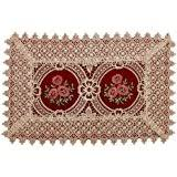 gold lace table runner amazon com simhomsen vintage gold lace table runners and scarves 16