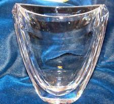 Vintage Waterford Cut Glass Crystal Vase Starburst Pattern Vintage Waterford Vase Ebay