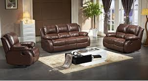 Leather Reclining Sofa Sets Living Room Sofa Modern Sofa Set Recliner Sofa For Home In Living