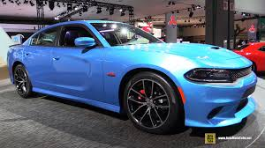 2014 dodge charger blue 2015 dodge charger rt scatpack exterior and interior walkaround