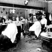 Barnes Barber Shop Douglas County Museum Of History U0026 Natural History Online
