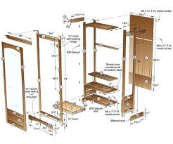 free gun cabinet plans with dimensions free wood gun cabinet plans easy diy woodworking projects step by
