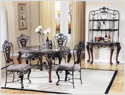 Wrought Iron Kitchen Table Wrought Iron Kitchen Table Sets Kitchen Home Interior Ideas
