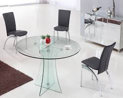 Round Glass Table And Chairs Glass Dining Table And Chairs Glass Table And Chairs