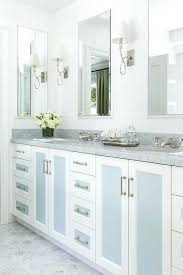 Navy Blue Bathroom Vanity Blue Bathroom Vanity Cabinet White And Blue Washstand Cabinet