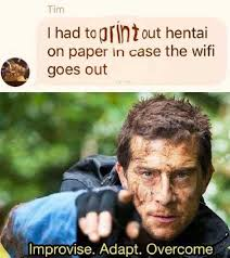 Tim Meme - dopl3r com memes tim i had togrint out hentai on paper in case