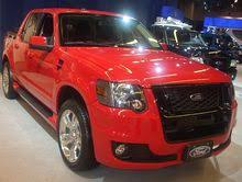 ford sports truck ford explorer sport trac