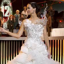 katniss everdeen wedding dress costume katniss wedding dress oasis fashion