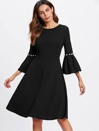 knee length dresses sale