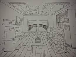 dessiner une chambre en perspective stunning chambre en perspective avec point de fuite gallery