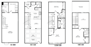 row home plans row house plans indian style f 541 4 plex house plans master