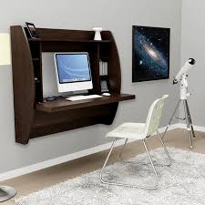 Modern Wall Desk Wall Mounted Computer Desk Weliketheworld