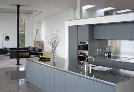 kitchen and lounge design combined kitchen in living room design thelodge club