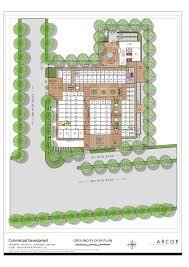 Commercial Complex Floor Plan Modern Buildtech